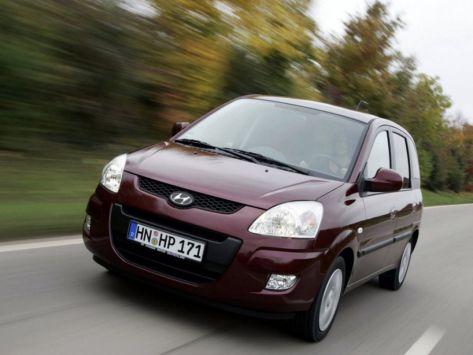Hyundai Matrix  06.2008 - 12.2010