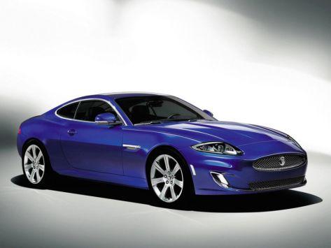 Jaguar XK (X150) 03.2011 - 08.2014