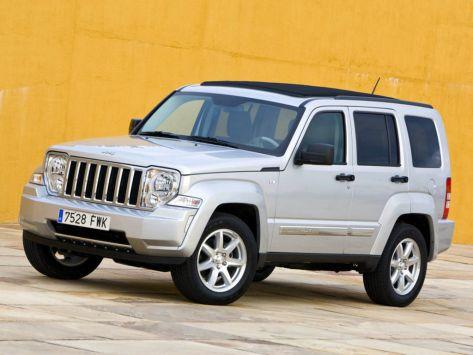 Jeep Cherokee (KK) 07.2007 - 04.2014