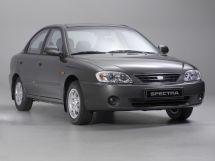 Kia Spectra рестайлинг, 1 поколение, 08.2004 - 10.2011, Седан