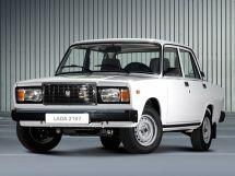 Лада 2107 1982, седан, 1 поколение