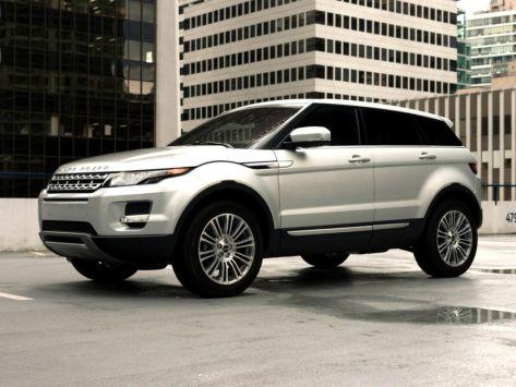 Land Rover Range Rover Evoque (L538) 10.2011 - 09.2015