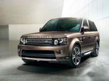 Land Rover Range Rover Sport рестайлинг, 1 поколение, 04.2009 - 08.2013, Джип/SUV 5 дв.