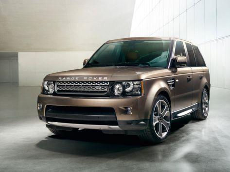 Land Rover Range Rover Sport (L320) 04.2009 - 08.2013