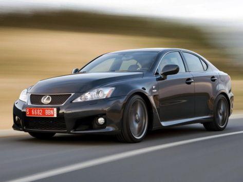 Lexus IS F (XE20) 06.2008 - 05.2013