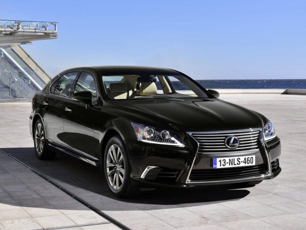 Картинки по запросу Lexus LS уже на рынке