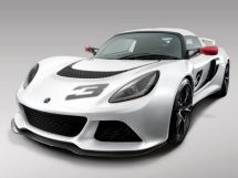 Lotus Exige 3 поколение, 06.2011 - 06.2012, Купе