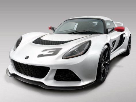Lotus Exige (Series 3) 06.2011 - 06.2012
