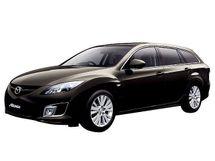Mazda Atenza 2008, универсал, 2 поколение, GH