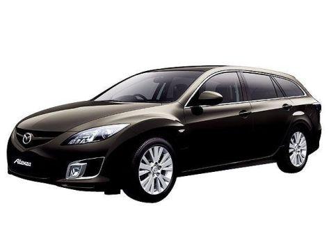 Mazda Atenza (GH) 01.2008 - 12.2009