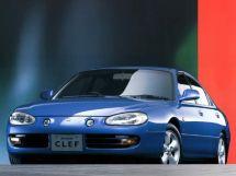 Mazda Autozam Clef 1992, седан, 1 поколение, GE