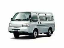 Mazda Bongo 4 поколение, 06.1999 - 06.2020, Цельнометаллический фургон