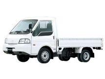 Mazda Bongo 4 поколение, 06.1999 - 06.2020, Бортовой грузовик