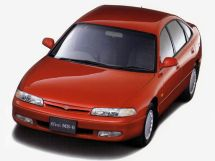 Mazda Efini MS-6 1991, лифтбек, 1 поколение, GE