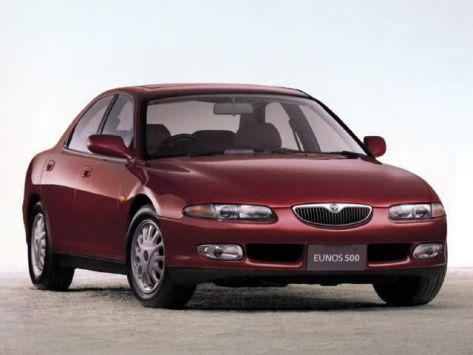 Mazda Eunos 500 (CA) 02.1992 - 12.1995