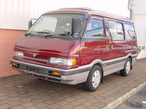 Mazda Eunos Cargo (SS) 02.1990 - 07.1993
