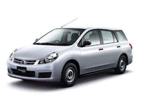 Mazda Familia (Y12) 01.2007 - 01.2017