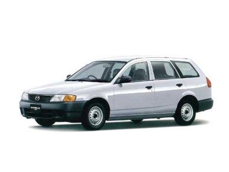 Mazda Familia (Y11) 06.1999 - 09.2008