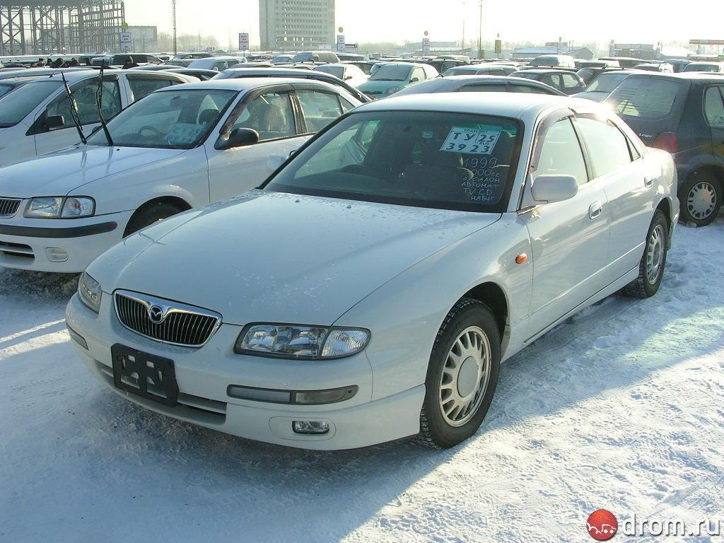 Mazda millenia 1997 2000
