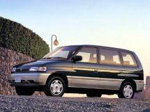 Mazda MPV 1990, минивэн, 1 поколение, LV