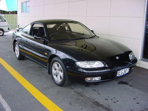 Mazda MX-6 (GE) 01.1992 - 12.1995