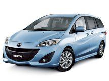Mazda Premacy 3 поколение, 07.2010 - 02.2018, Минивэн