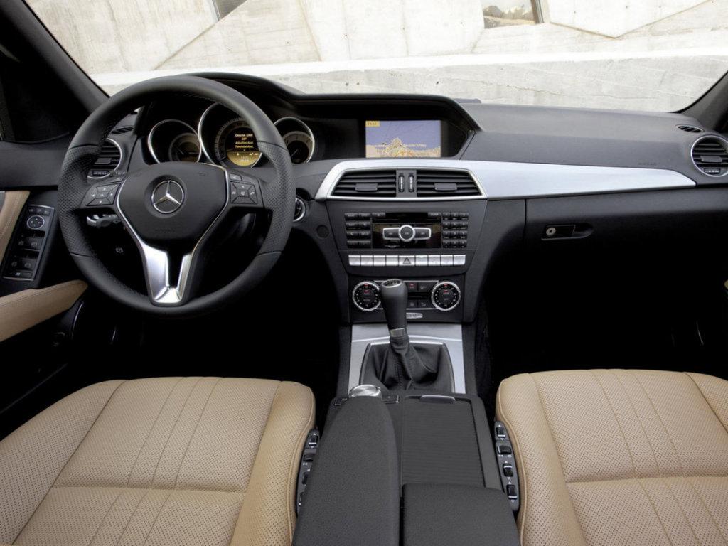 Mercedes-Benz C-Class рестайлинг 2011, 2012, 2013, 2014