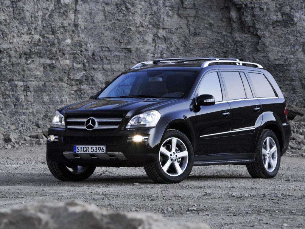 Mercedes gl 4.2 diesel характеристики