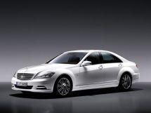 Mercedes-Benz S-Class рестайлинг, 5 поколение, 06.2009 - 05.2013, Седан