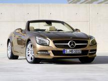 Mercedes-Benz SL-Class 6 поколение, 03.2012 - 03.2016, Открытый кузов