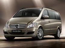 Mercedes-Benz Viano рестайлинг, 2 поколение, 04.2010 - 02.2014, Минивэн
