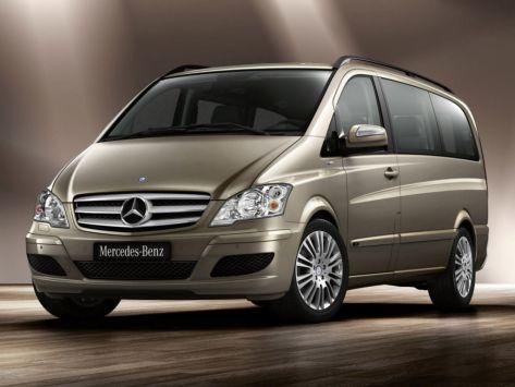 Mercedes-Benz Viano (W639) 04.2010 - 02.2014