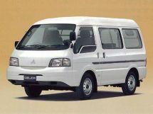 Mitsubishi Delica Van 1999, коммерческий фургон, 4 поколение