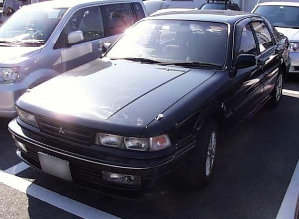 Mitsubishi galant 1992 запчасти
