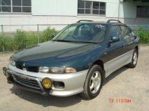 Mitsubishi Galant рестайлинг 1994, лифтбек, 7 поколение