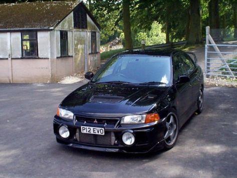 Mitsubishi Lancer Evolution  08.1996 - 12.1997
