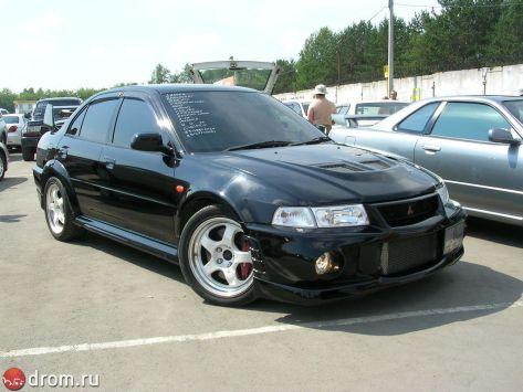 Mitsubishi Lancer Evolution  01.1999 - 01.2001
