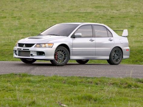 Mitsubishi Lancer Evolution  04.2006 - 12.2008