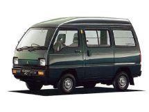 Mitsubishi Minicab 2-й рестайлинг 1990, коммерческий фургон, 4 поколение