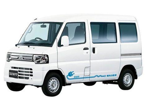 Mitsubishi Minicab MiEV  12.2011 -  н.в.