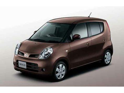 Nissan Moco (G22) 02.2006 - 01.2011