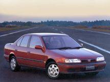 Nissan Primera 1990, седан, 1 поколение, P10