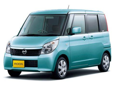 Nissan Roox  12.2009 - 03.2013