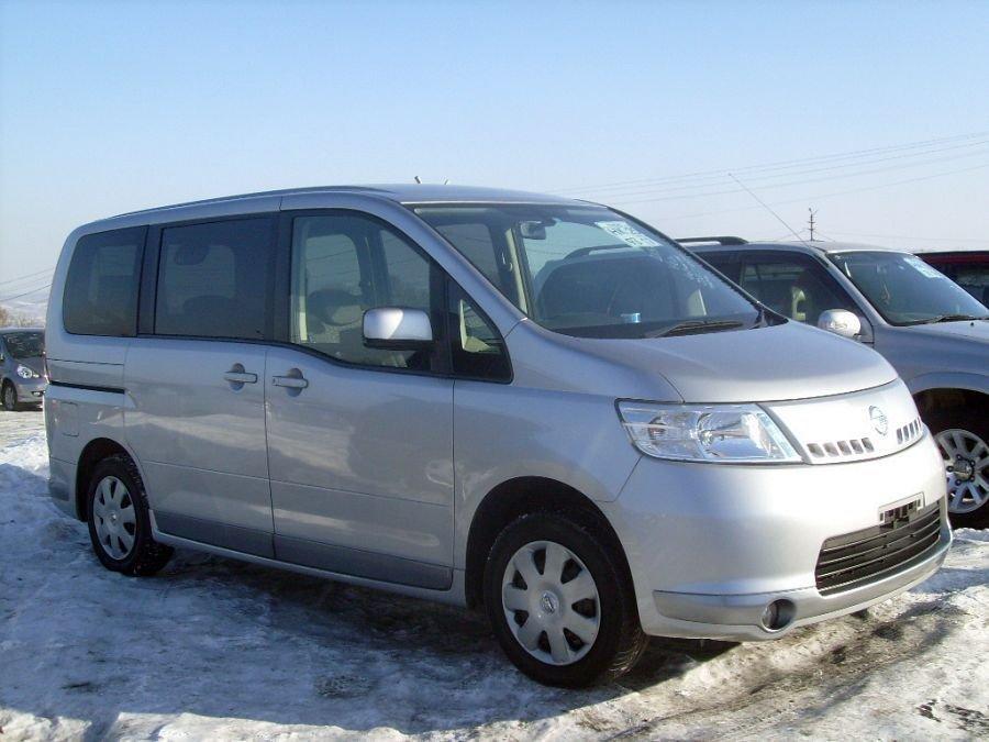 Nissan Serena 2005  2006  2007   U043c U0438 U043d U0438 U0432 U044d U043d  3  U043f U043e U043a U043e U043b U0435 U043d U0438 U0435  C25
