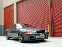 Nissan Skyline GT-R 1989, купе, 8 поколение, R32