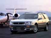 Nissan Stagea WC34
