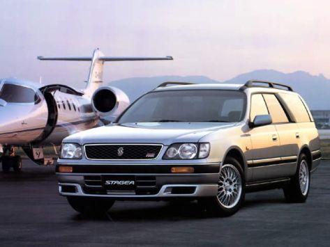 Nissan Stagea (WC34) 09.1996 - 07.1998