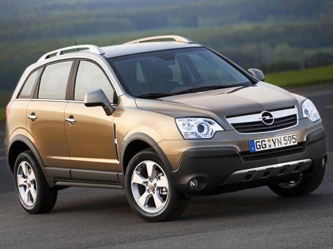 Opel Antara (С105) 05.2006 - 11.2011