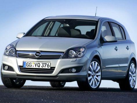 Opel Astra Family (H) 04.2011 - 11.2014