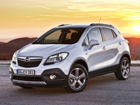 Opel Mokka  03.2012 - 12.2015